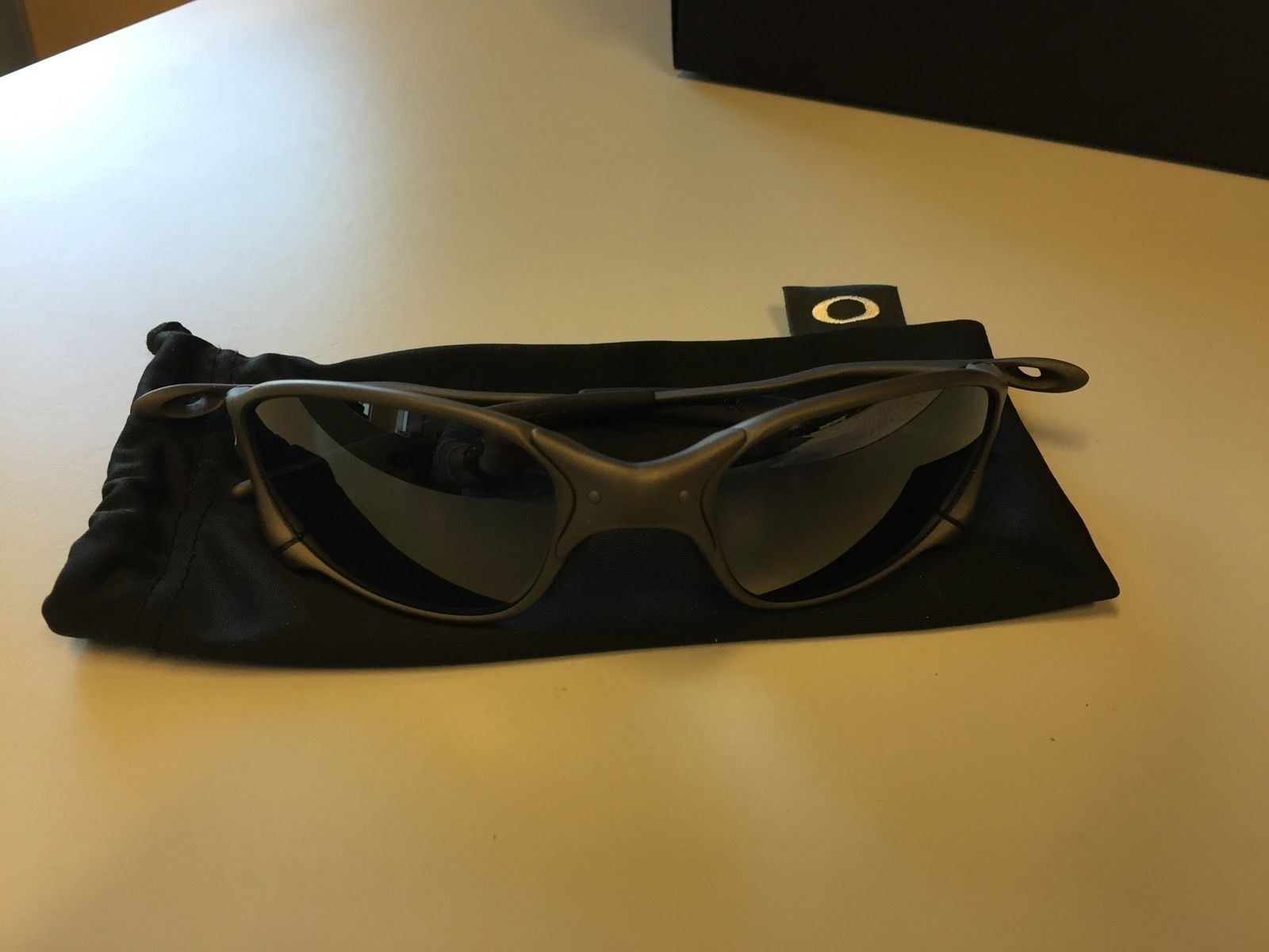 Oakley X Metal XX Black Iridium Almost Mint $500+/$400- - x8.JPG