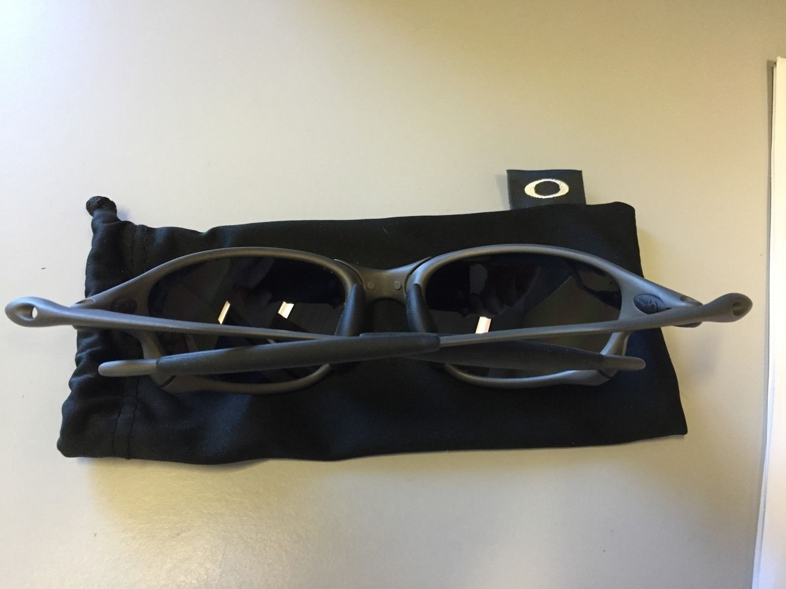 Oakley X Metal XX Black Iridium Almost Mint $500+/$400- - x9.JPG
