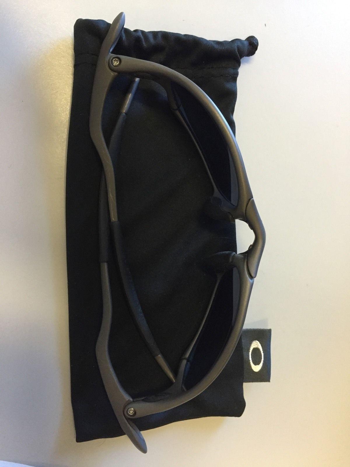 Oakley X Metal XX Black Iridium Almost Mint $500+/$400- - x9a.JPG