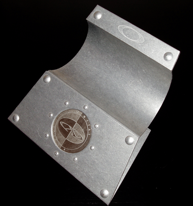 X Metal Stand W/ Coin Holder - XMetalStand.png