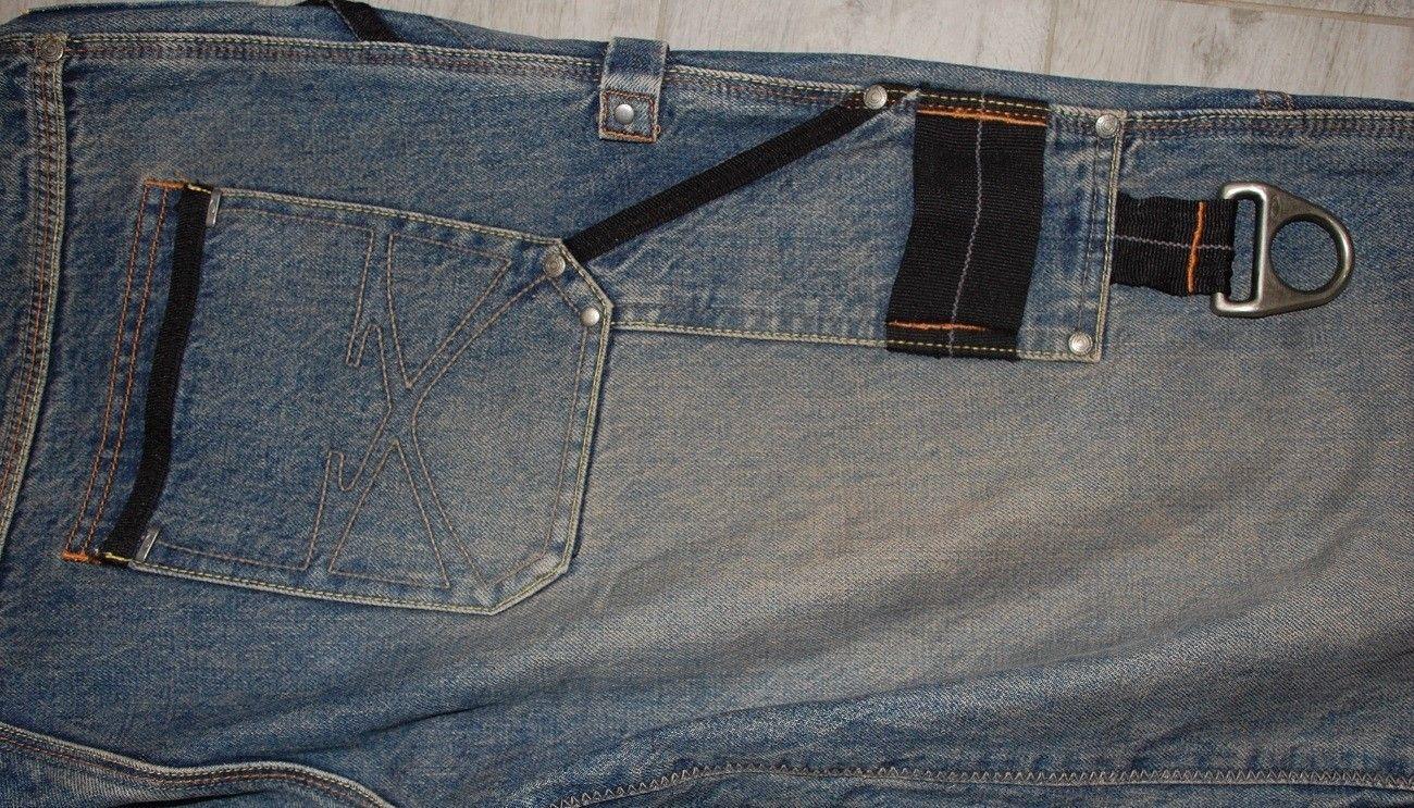 Very-very rare Oakley Industrial Denim X-metal Jeans (W34  L34) - XMJ 10.jpg