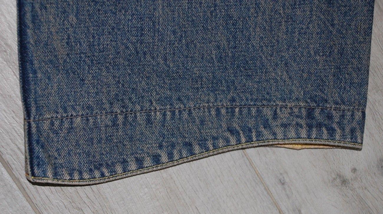 Very-very rare Oakley Industrial Denim X-metal Jeans (W34  L34) - XMJ 6.jpg