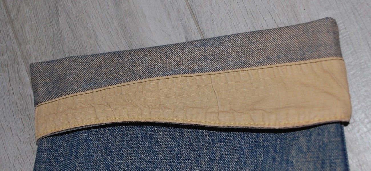 Very-very rare Oakley Industrial Denim X-metal Jeans (W34  L34) - XMJ 7.jpg
