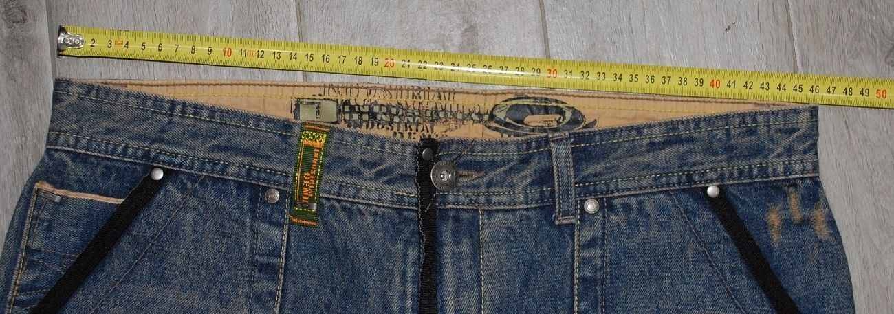 Very-very rare Oakley Industrial Denim X-metal Jeans (W34  L34) - XMJ S1.jpg