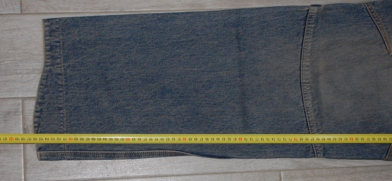 Very-very rare Oakley Industrial Denim X-metal Jeans (W34  L34) - XMJ S2.jpg