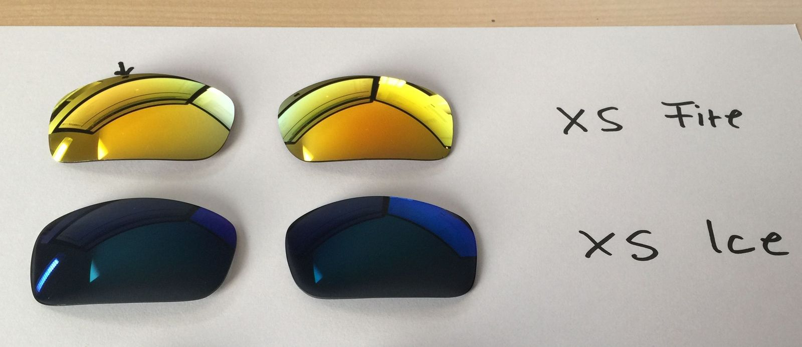 ORIGINAL SPARE LENSES FOR XS: ICE + FIRE - XS2.jpg