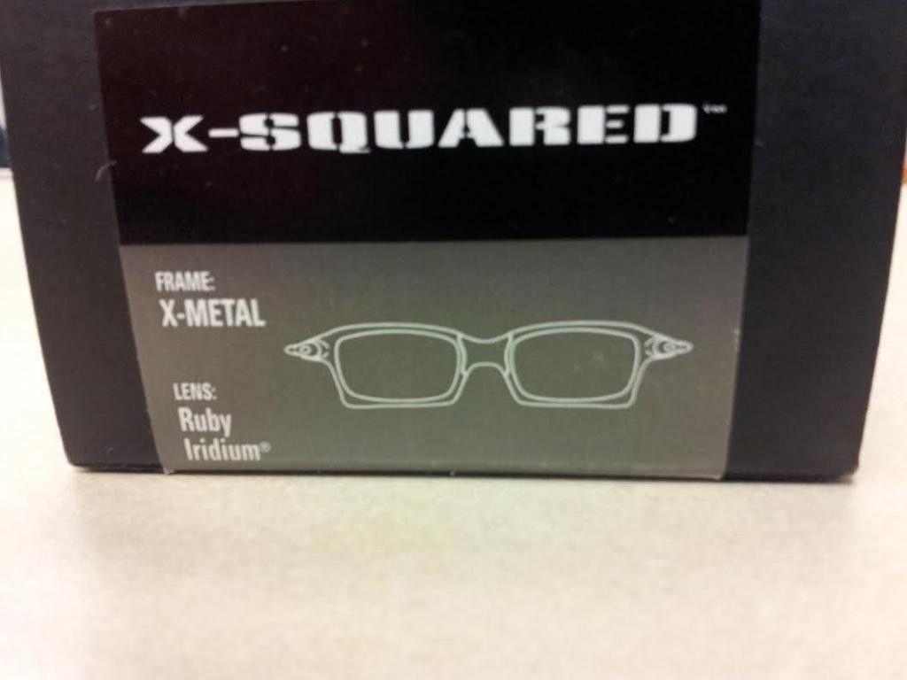 Oakley X Squared  Xmetal/Ruby LNIB - xsquared2_zpsdcc65b88.jpg