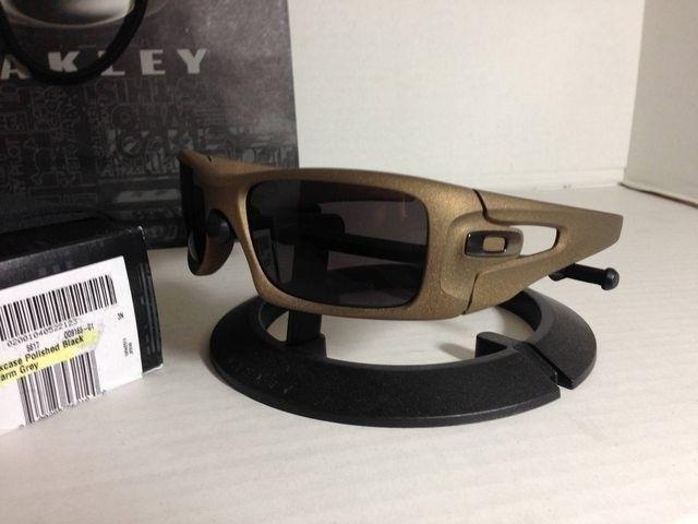 Cerakote Burnt Bronze Oakley Crankcase New $115 - XTeCpXyl.jpg