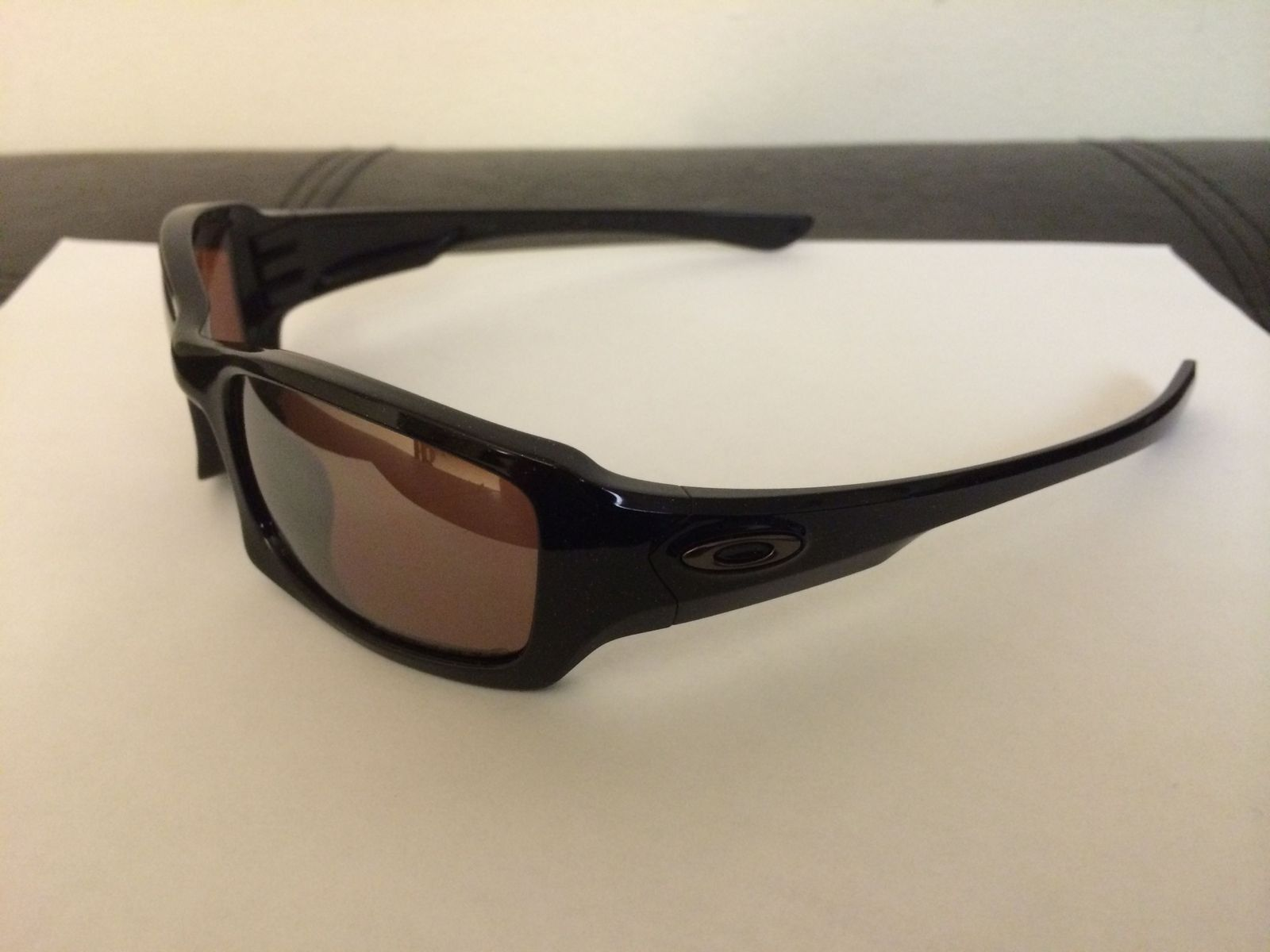 Asian Fit - Metallic Fives 3.0 W/ Polarized Vr28 Black Iridium - XUrkClH.jpg