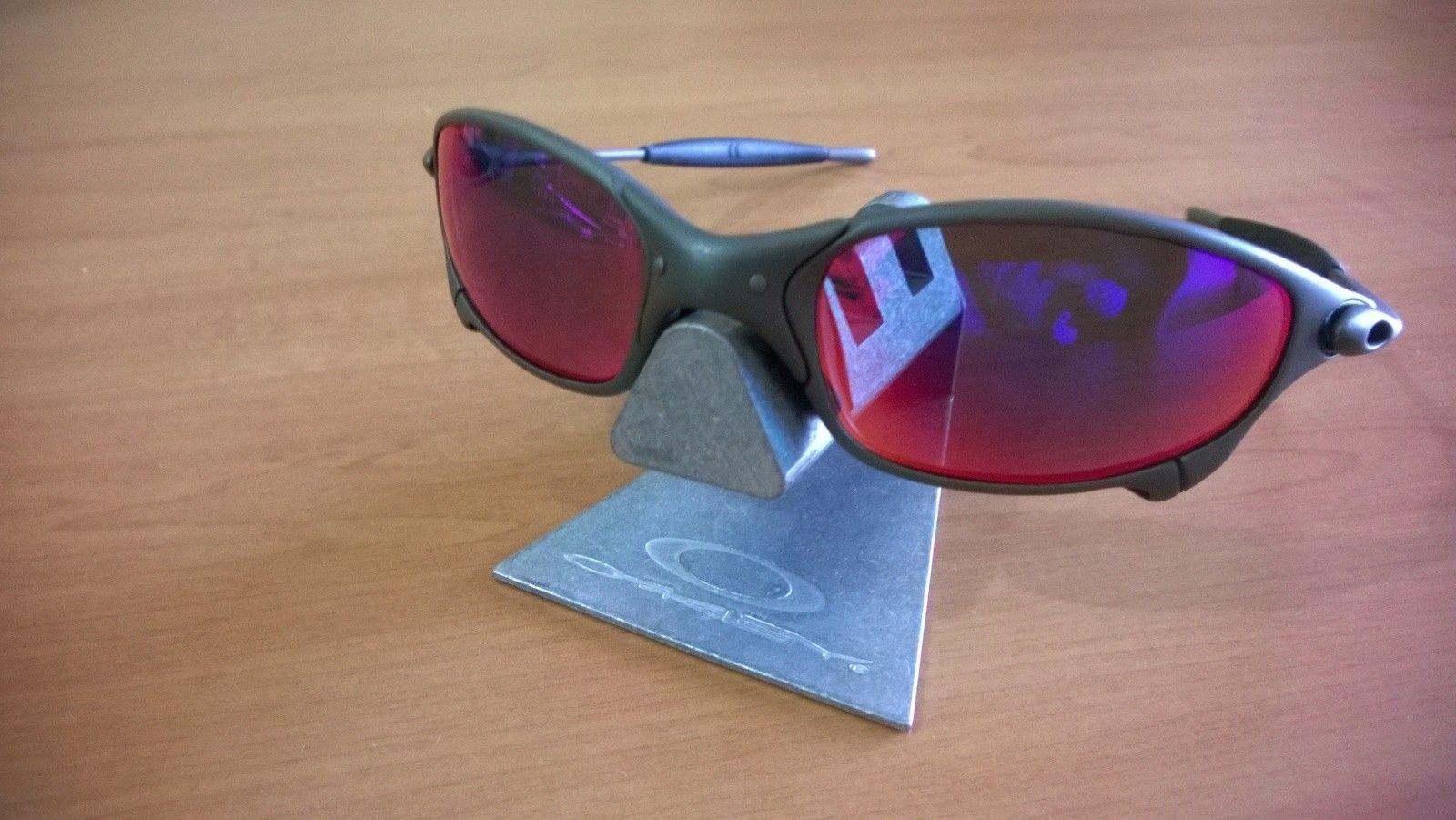 Juliet X-Metal W/ Ruby Iridium And Red Positive Iridium Lenses - ykz7.jpg