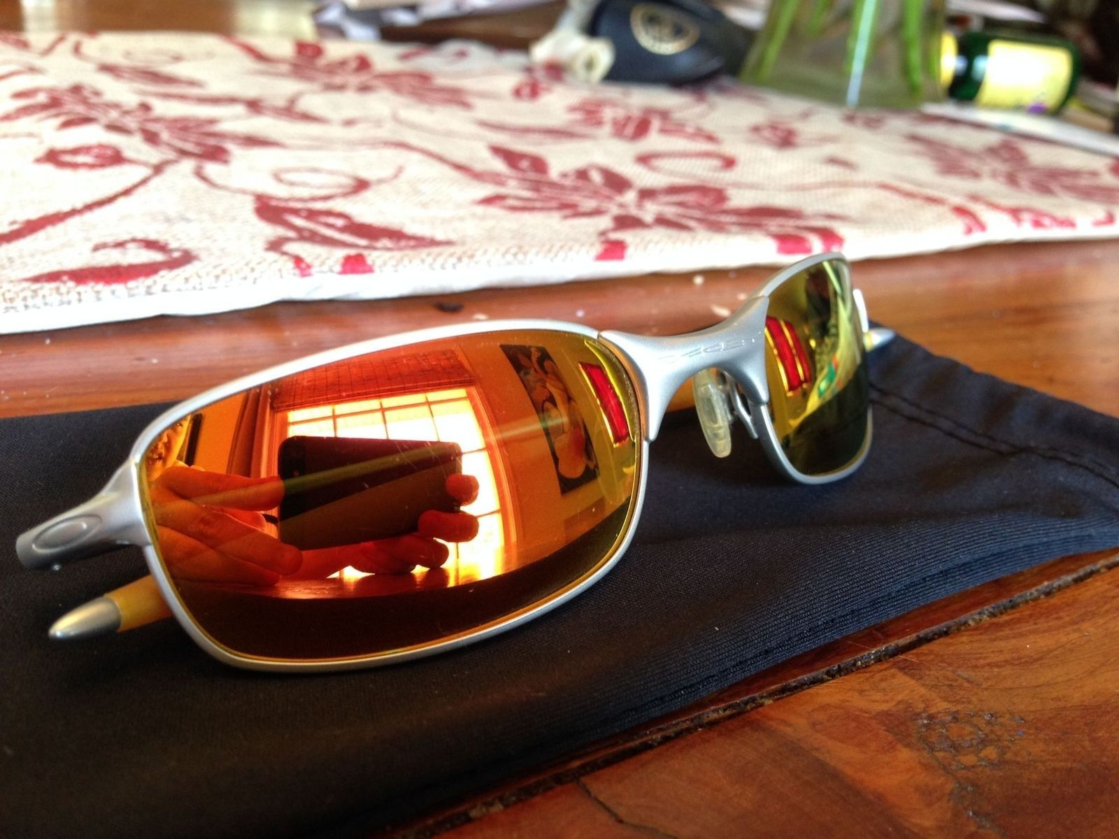 for sale - oakley square wire 2 0 spring hinge