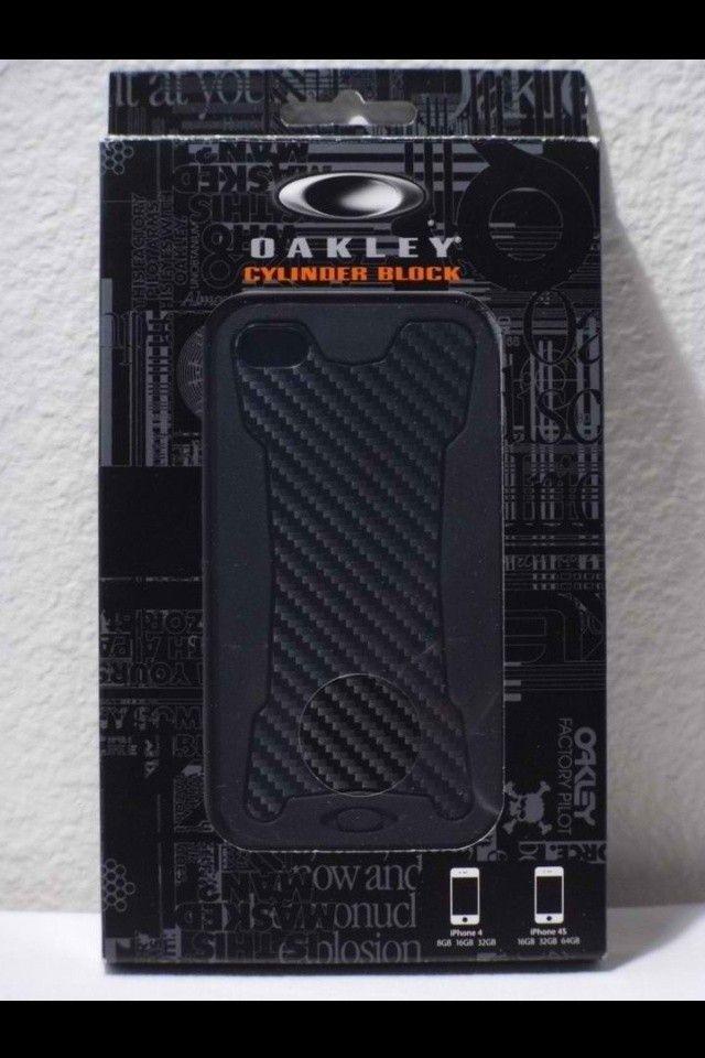 Oakley Cylinder Block IPhone4 Case - yva3ydar.jpg