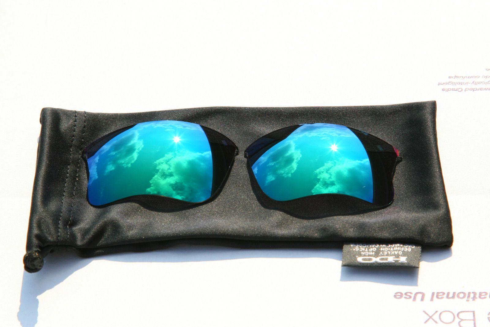 Oakley Flak Jacket Infrared Frame 03-896 And Jade Iridium XLJ Lenses - zdl6.jpg