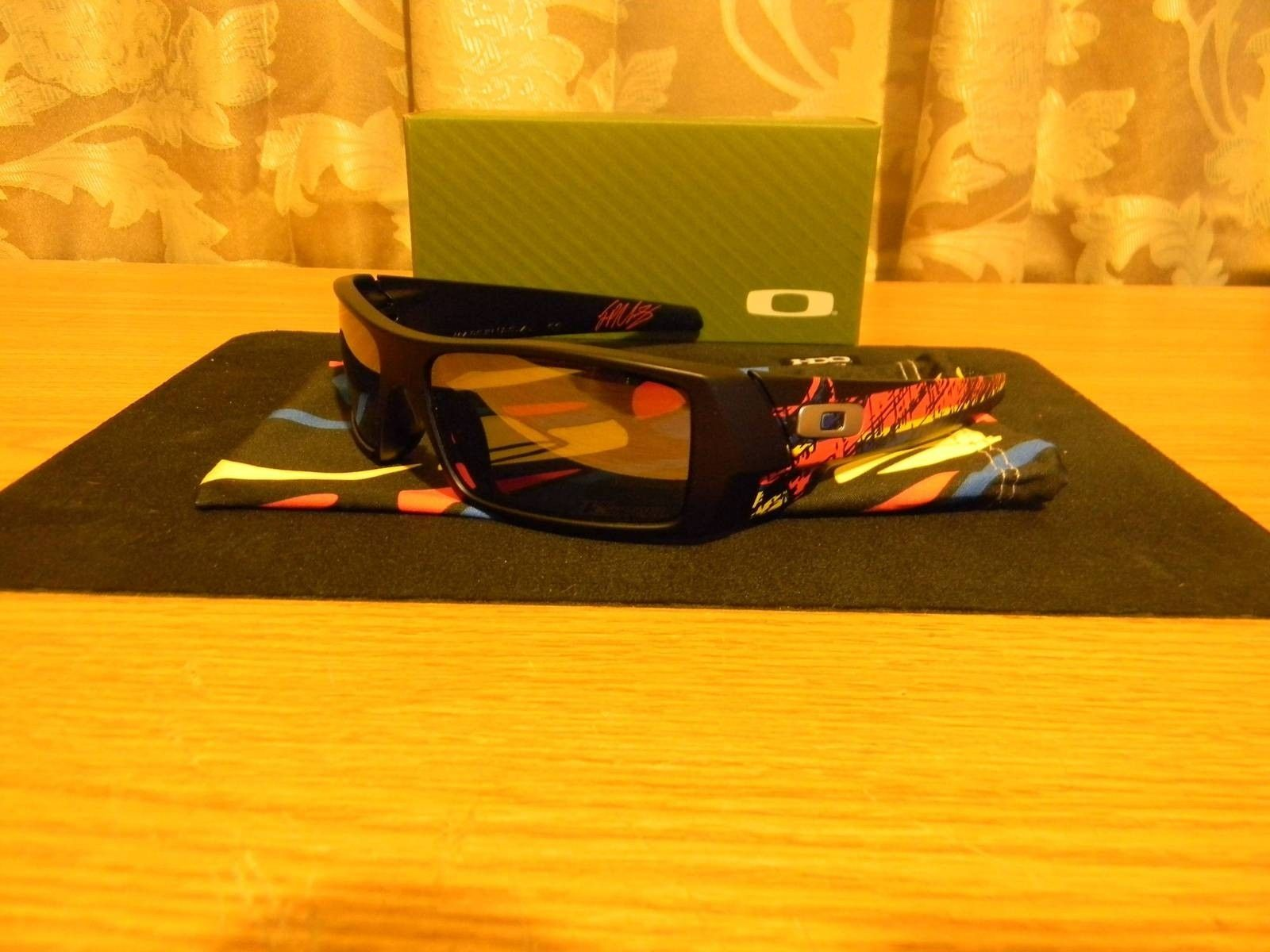 Oakley Gascan Flying Tiger Black Version  And JPM With Art On The Side - ZlpHy.jpg