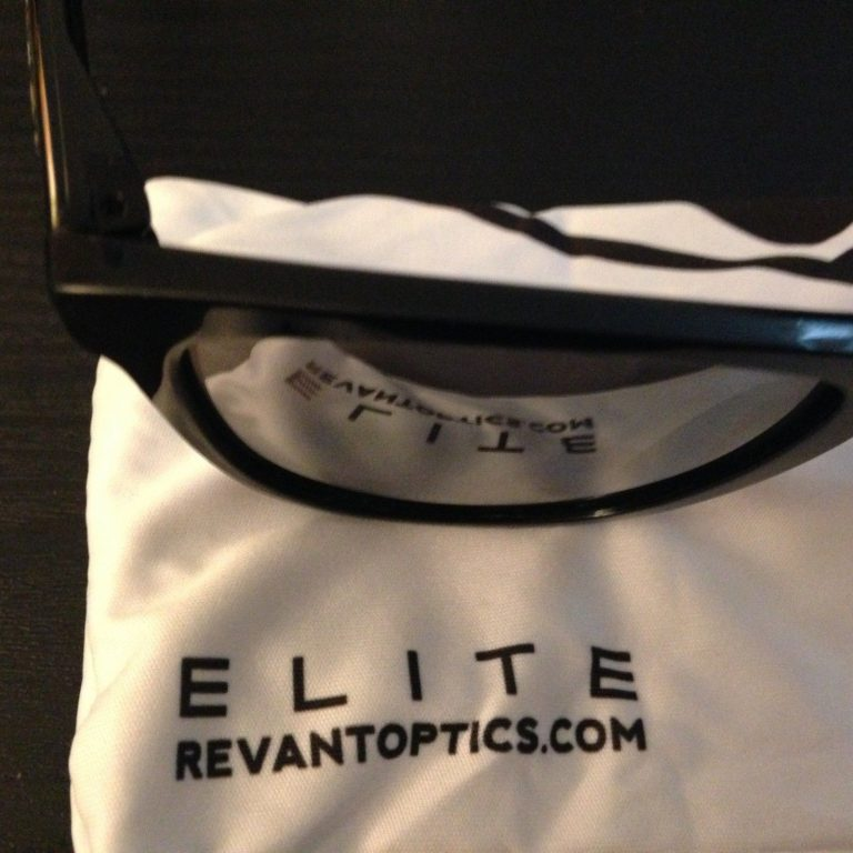 Revant Elite Optics Lens and Bag