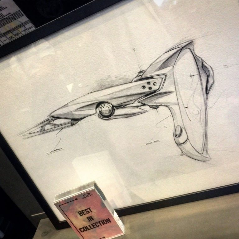 Oakley Phillipines Sunglasses Sketch