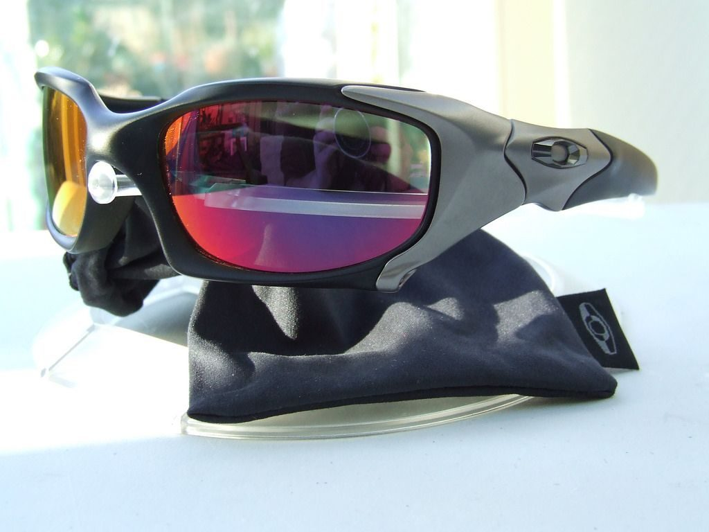 Oakley PitBoss with Fuse replacement lenses