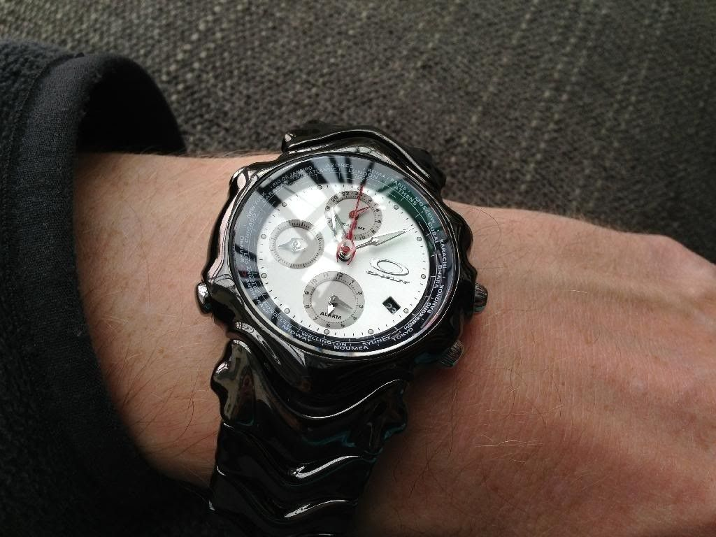 Oakley Watches - The Complete Guide   Oakley Forum