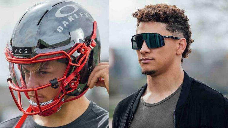 Oakley NFL Patrick Mahomes 768x432 - Oakley and NFL Announce Historic Partnership