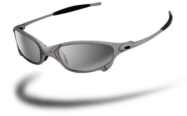 Oakley Juliet X-Metal / Black Iridium Original Sunglasses