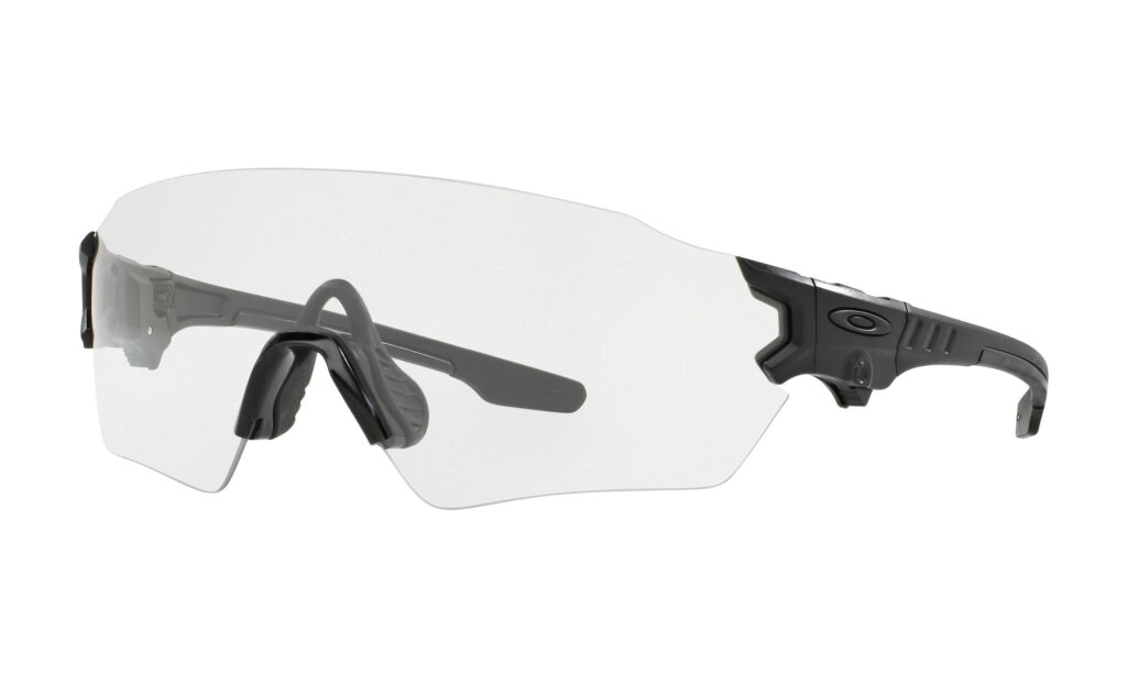 Oakley SI Tombstone Spoil Industrial with Clear Lens
