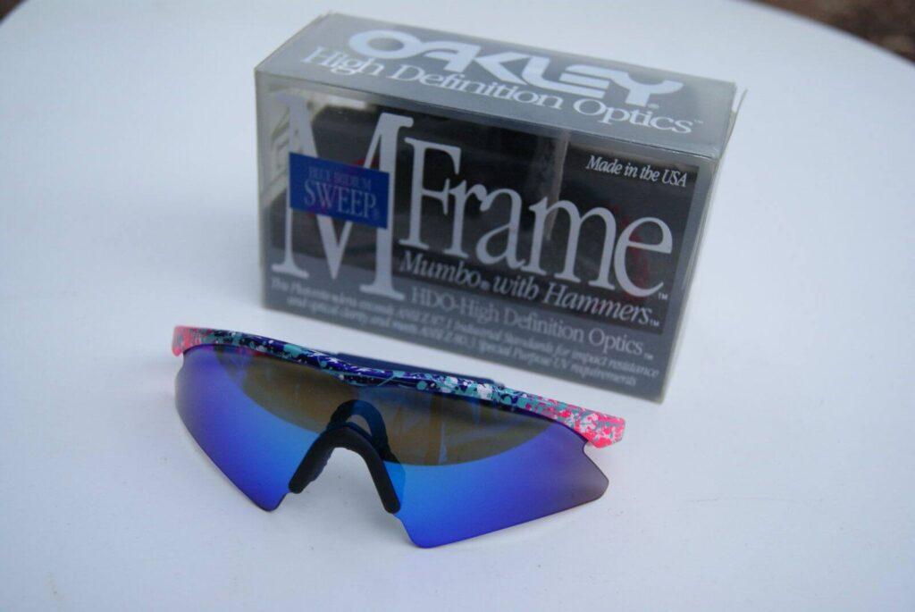 Oakley Mumbo Sunglasses