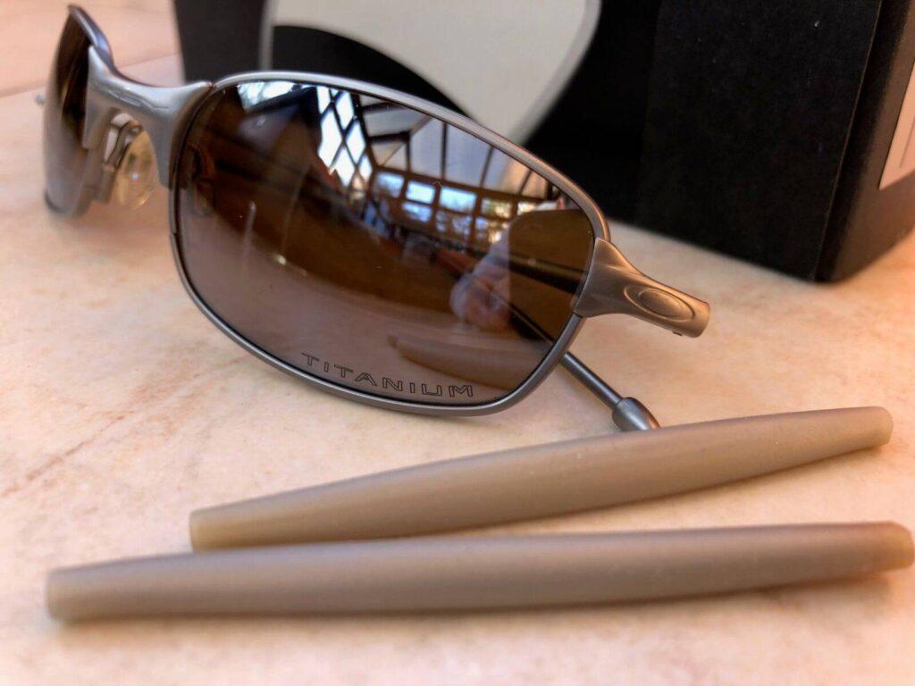 Oakley T Wire Sunglasses
